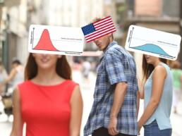 Rob Dubbin curve meme
