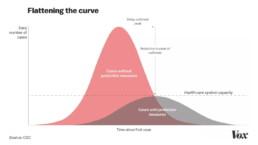 Flattening the curve, Vox version