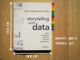 storytelling with data book dimensions