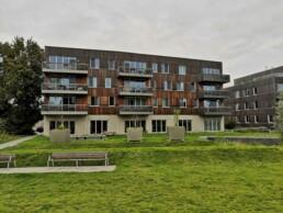Baryon offices in Gentbrugge, Belgium